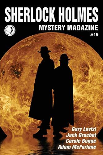 Sherlock Holmes Mystery Magazine #15: Kaye, Marvin
