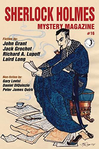 9781479405497: Sherlock Holmes Mystery Magazine #16