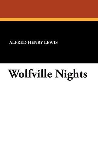 9781479413478: Wolfville Nights