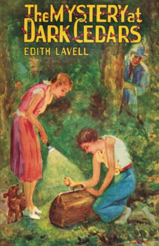 The Mystery at Dark Cedars: Edith Lavell