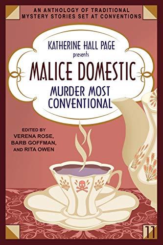 Katherine Hall Page Presents Malice Domestic 11: Katherine Hall Page;