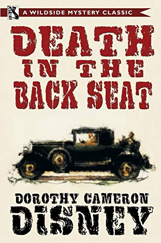 9781479423392: Death in the Back Seat: A Wildside Mystery Classic