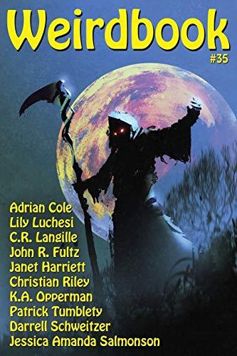 Weirdbook #35: Schweitzer, Darrell