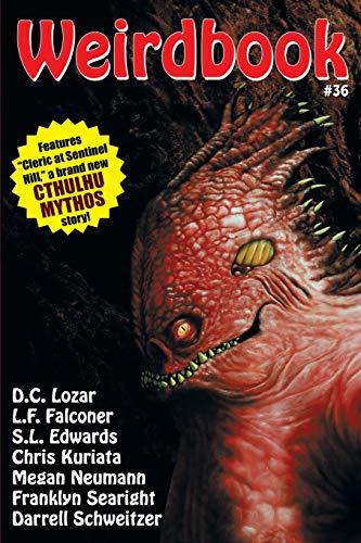 Weirdbook #36: Gould, Kelly,Falconer, L.F.,Schweitzer,