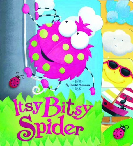 9781479516919: Itsy Bitsy Spider (Charles Reasoner Nursery Rhymes)