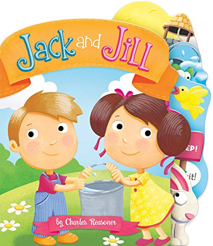 9781479522507: Jack and Jill (Charles Reasoner Nursery Rhymes)
