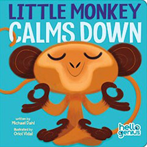 9781479522866: Little Monkey Calms Down (Hello Genius)