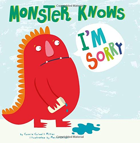 9781479529520: Monster Knows I'm Sorry (Monster Knows Manners)