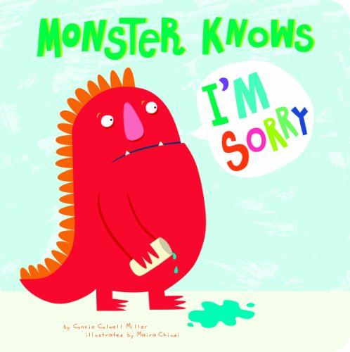 9781479529643: Monster Knows I'm Sorry (Monster Knows Manners)