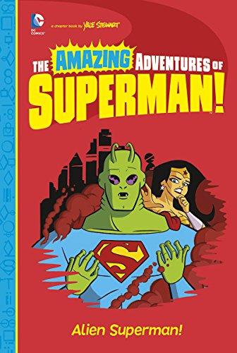 9781479557370: Alien Superman! (The Amazing Adventures of Superman!)