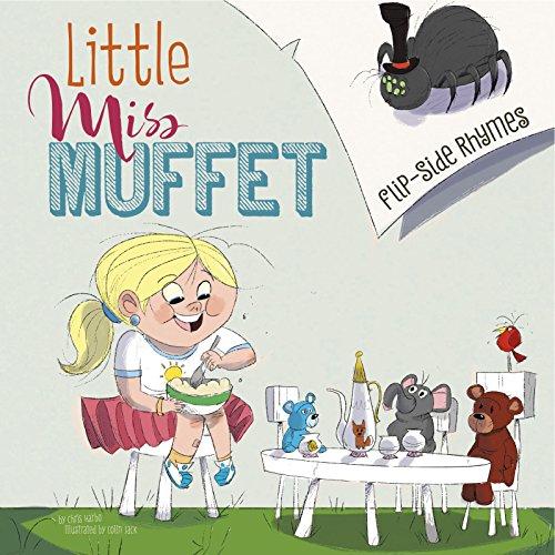 9781479560073: Little Miss Muffet Flip-Side Rhymes (Flip-Side Nursery Rhymes)