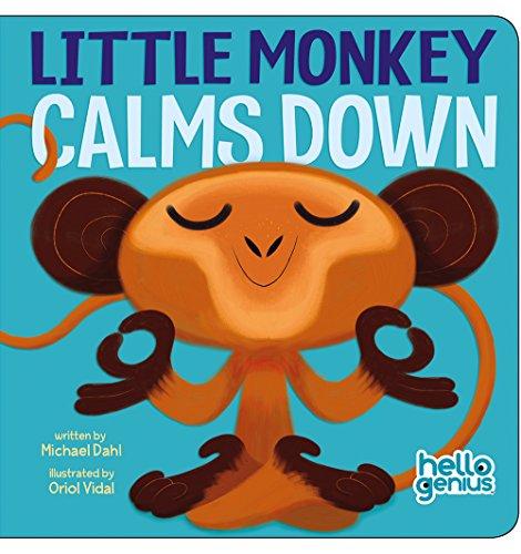9781479560530: Little Monkey Calms Down (Hello Genius)