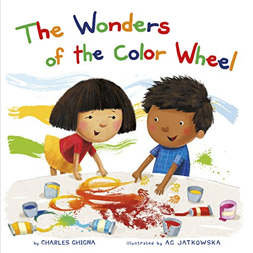 9781479560608: The Wonders of the Color Wheel (Learning Parade)