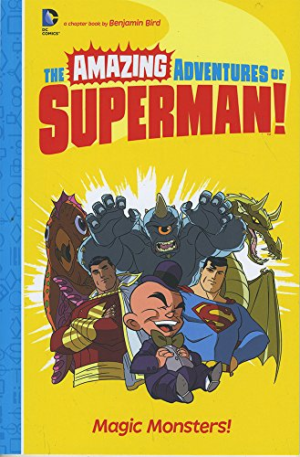 9781479565252: Magic Monsters! (The Amazing Adventures of Superman!)