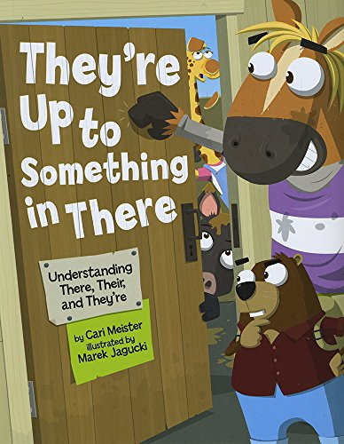They're Up to Something in There: Understanding There, Their, and They're (Language on ...