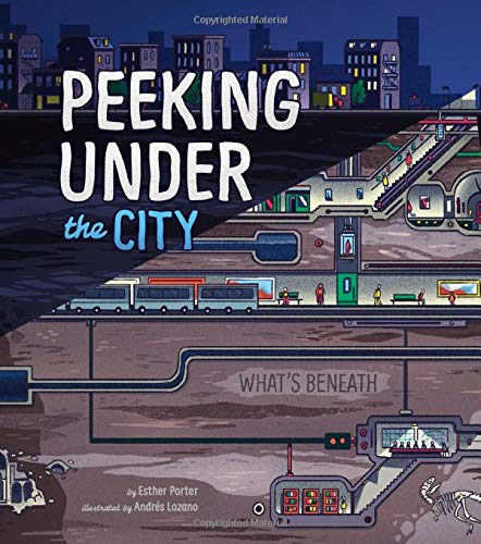 9781479586691: Peeking Under the City (What's Beneath)