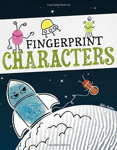 9781479586851: Fingerprint Characters (Fun with Fingerprints)