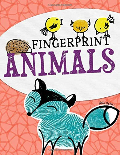 9781479586875: Fingerprint Animals (Fun with Fingerprints)