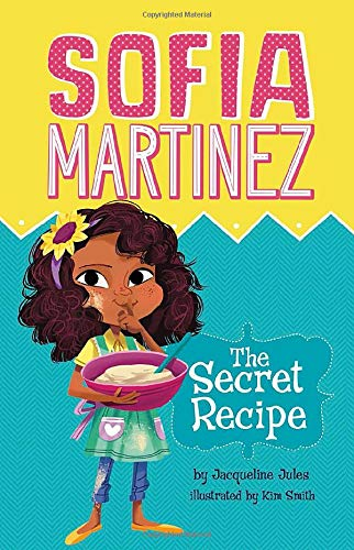 The Secret Recipe (Sofia Martinez): Jules, Jacqueline