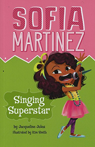 9781479587223: Singing Superstar (Sofia Martinez)