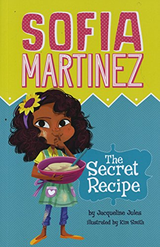 9781479587230: The Secret Recipe (Sofia Martinez)