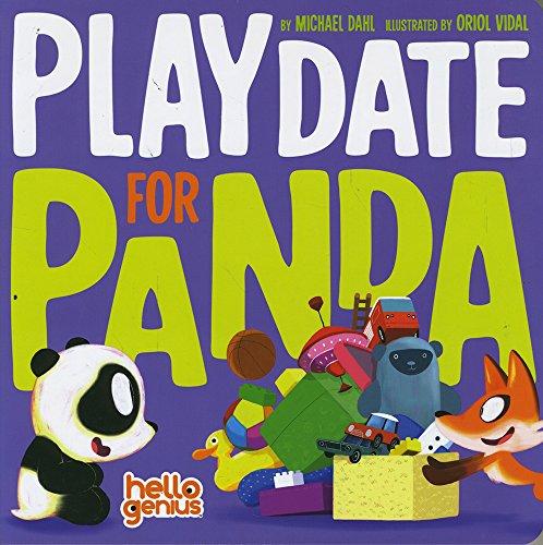 9781479587414: Playdate for Panda (Hello Genius)
