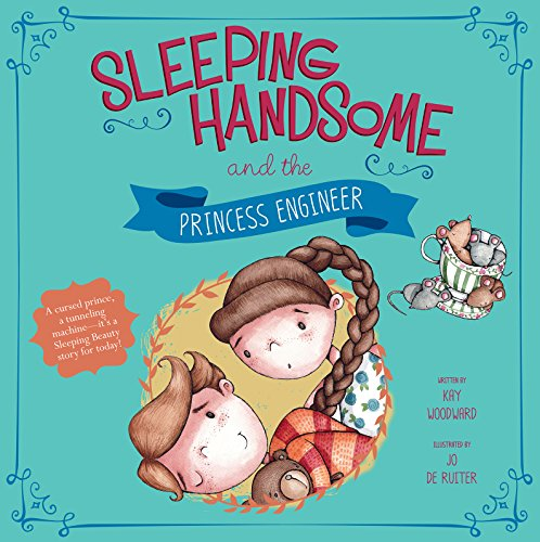 9781479587537: Sleeping Handsome and the Princess Engineer (Fairy Tales Today)