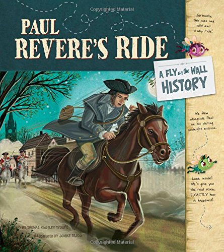 9781479597857: Paul Revere's Ride: A Fly on the Wall History