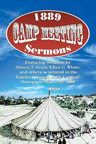 9781479602100: 1889 Camp Meeting Sermons