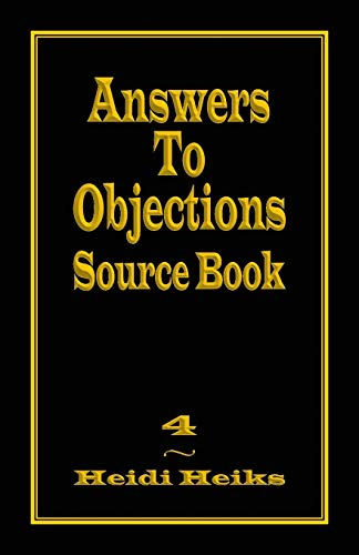 9781479605972: Answers to Objections Source Book