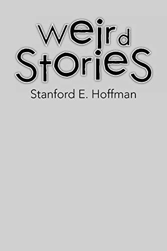 9781479715541: Weird Stories