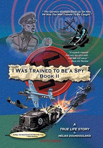 9781479716494: I Was Trained To Be A Spy Book II