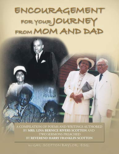 9781479720637: Encouragement for Your Journey from Mom and Dad
