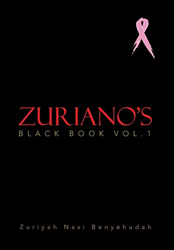 9781479724536: Zuriano's Black Book Vol.1
