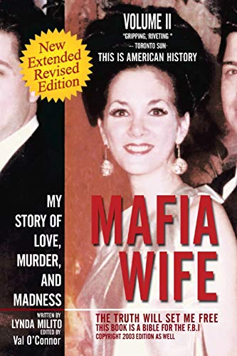 9781479735389: Mafia Wife: Revised Edition My Story of Love, Murder, and Madness
