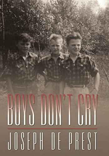 Boys Don't Cry: De Prest, Joseph