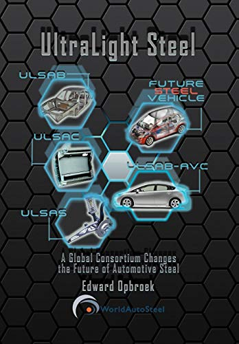 9781479773459: Ultralight Steel: Global Consortium Changes the Future of Automotive Steel