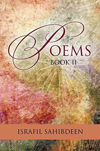 Poems - Book II: Israfil Sahibdeen