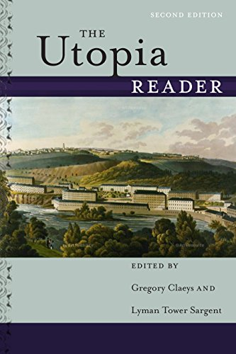 9781479837076: The Utopia Reader, Second Edition