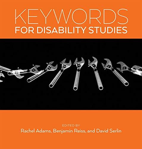 9781479841158: Keywords for Disability Studies