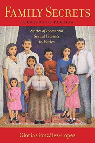 Family Secrets: Stories of Incest and Sexual Violence in Mexico (Hardback): Gloria Gonzalez-Lopez