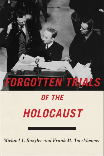 9781479899241: Forgotten Trials of the Holocaust