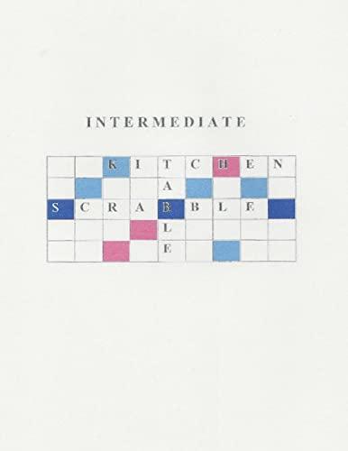 Intermediate Kitchen Table Scrabble (Paperback): Espy and Bob