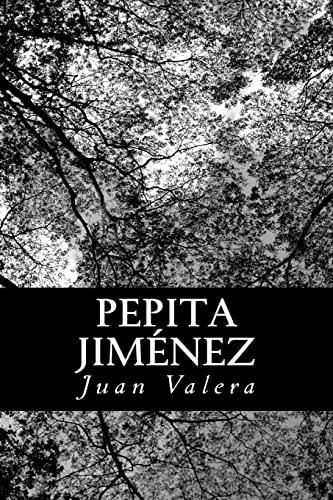 9781480013414: Pepita Jiménez (Spanish Edition)