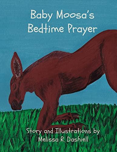9781480016422: Baby Moosa's Bedtime Prayer