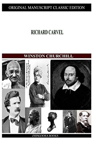 9781480021648: Richard Carvel