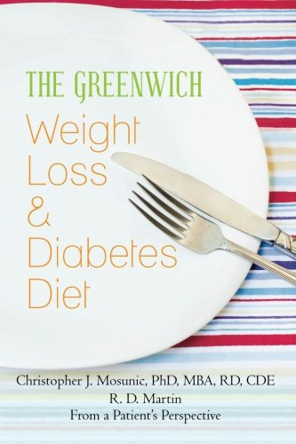 9781480027589: The Greenwich Weight Loss and Diabetes Diet