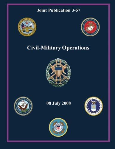 Civil-Military Operations (Joint Publication 3-57): Of Staff, Chairman