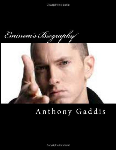 9781480033719: Eminem's Biography: 1