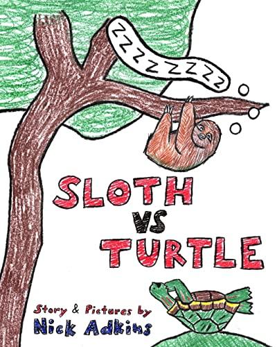 9781480036451: Sloth VS Turtle